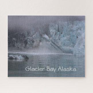 Puzzle Baie de glacier Alaska
