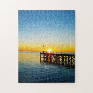 Puzzle Baisers de coucher du soleil, Australie du sud de