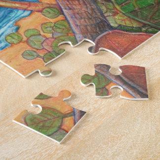 Puzzle Balade de bord de la mer