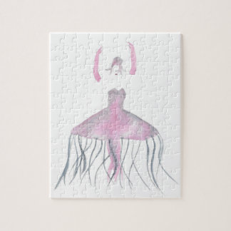 Puzzle Ballerine de méduses - Annette