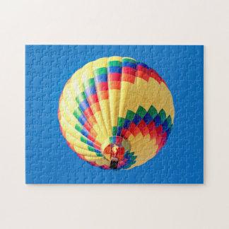 Puzzle Ballons à air chauds