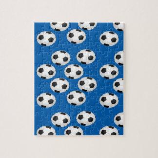 Puzzle ballons de football