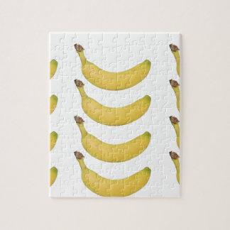 Puzzle Banane multi transparente