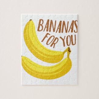Puzzle Bananes pour vous