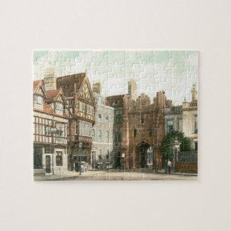 Puzzle Bar du nord, 1900) casse-têtes de Beverley (