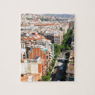 Puzzle Barcelone