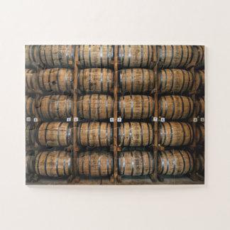 Puzzle Barils du Kentucky Bourbon
