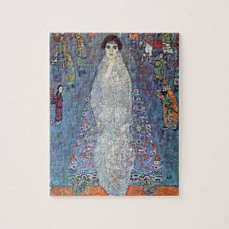 Puzzle Baronne Elisabeth Bacchofen Echt, Klimt de