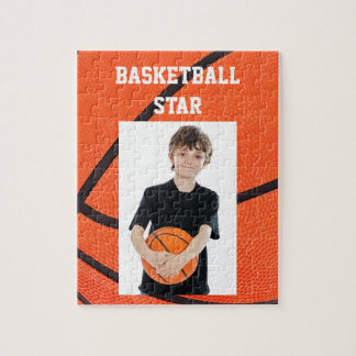 Puzzle Basket-ball