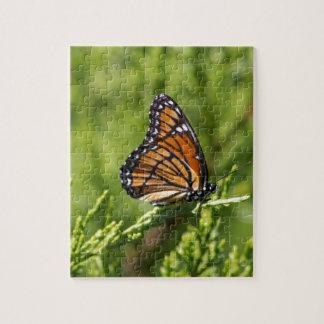 Puzzle Beauté de papillon de monarque