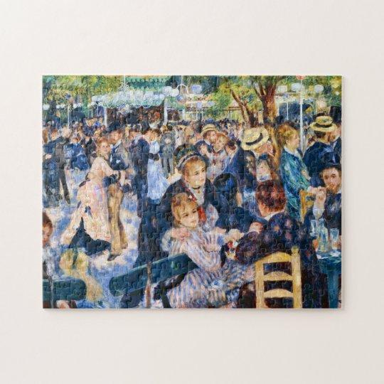 Puzzle Beaux-arts de Galette de La de Renoir Le Moulin De