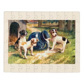 Puzzle Beaux chiens