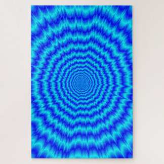 Puzzle Bleus de Big Bang