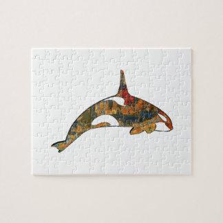 Puzzle Bonheur d'orque