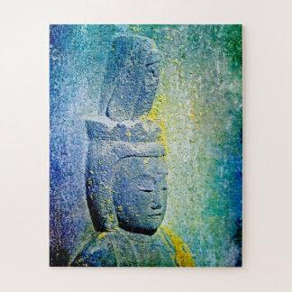 Puzzle Bouddha