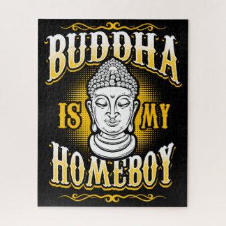 Puzzle Bouddha est mon Homeboy