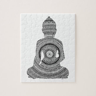 Puzzle Bouddha GraphiZen