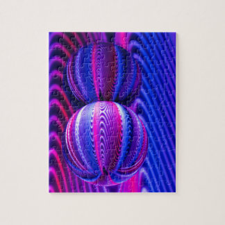 Puzzle Boule en verre invertie