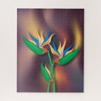 Puzzle Bouquet de Heliconia