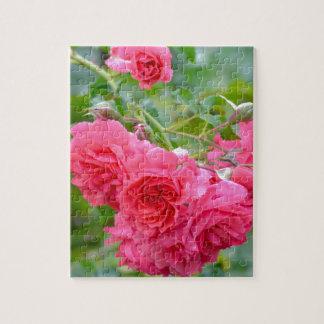Puzzle Bouquet de rose de rose
