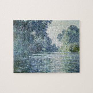 Puzzle Branche de Claude Monet | de la Seine près de