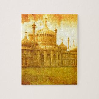 Puzzle Brighton Pavillion royal