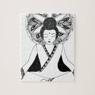 Puzzle buddha3