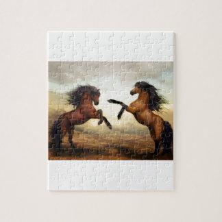 Puzzle Cadeaux de cheval