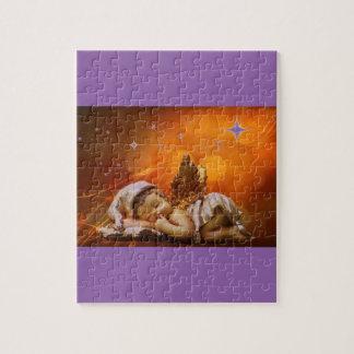 Puzzle Cadeaux de Noël
