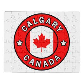 Puzzle Calgary Canada