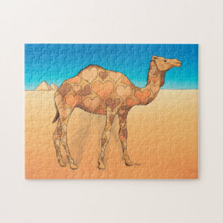 Puzzle Camelflouge