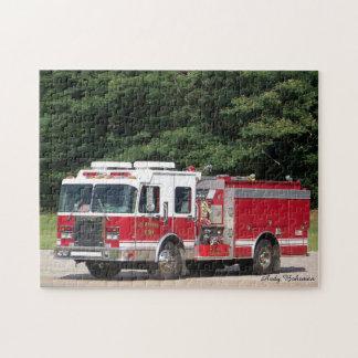 Puzzle - camion de pompiers, Atoka, TN