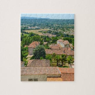 Puzzle Campagne française en photographie de la Provence