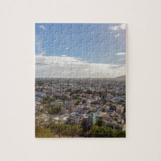 Puzzle Capitale panoramique de Port-Louis des Îles