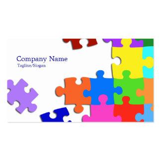 Puzzle Carte De Visite Standard