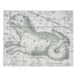 Puzzle Carte du plat XXIII de constellations