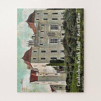 Puzzle Caskieben/Keith Hall - clan de Keith