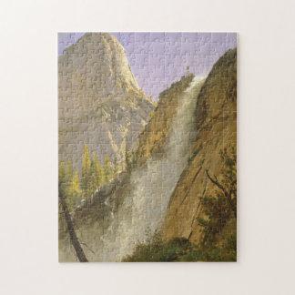 Puzzle Casquette de liberté, vallée de Yosemite