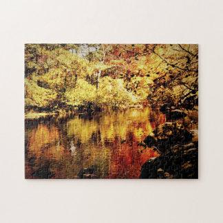 Puzzle Casse-tête - courant d'automne - polychrome