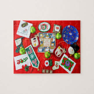 Puzzle Casse-tête de joie de Noël