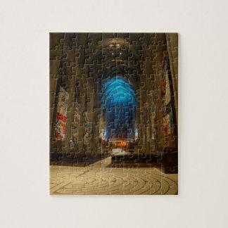 Puzzle Casse-tête de la cathédrale #2 de grâce de San
