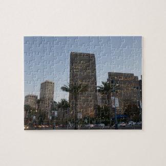 Puzzle Casse-tête de San Francisco Embarcadero #3