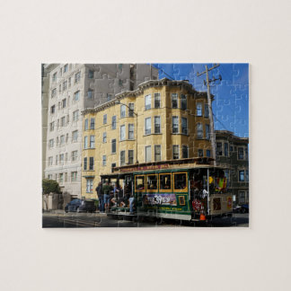 Puzzle Casse-tête du funiculaire #4 de San Francisco
