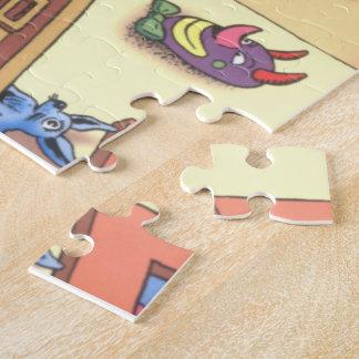 Puzzle Casse-tête énergique
