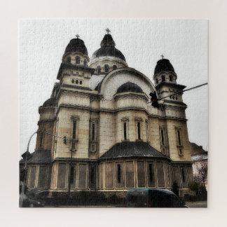 Puzzle Cathédrale orthodoxe