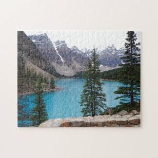 Puzzle Chaîne de montagne canadienne