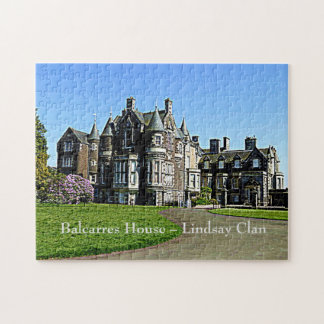 Puzzle Chambre de Balcarres - clan de Lindsay