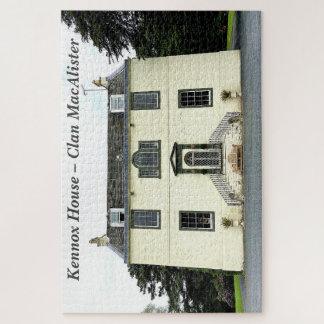 Puzzle Chambre de Kennox - clan MacAlister