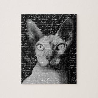 Puzzle Chat de Sphynx
