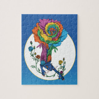 Puzzle Chat rose